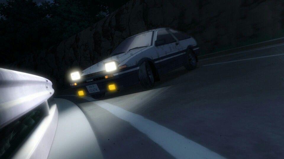 Pc Trueno Ae86 Initial D Wallpaper Korigengi Anime