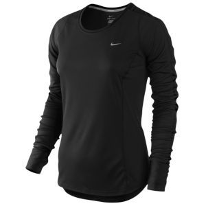 aaa39bfaf Nike Dri-Fit Racer Long Sleeve Top - Women's at Lady Foot Locker ...