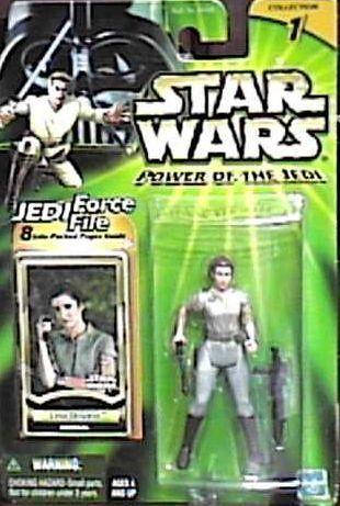 "General Leia Organa ""Return of the Jedi"" - Star Wars Power of the Jedi Collection von Hasbro"