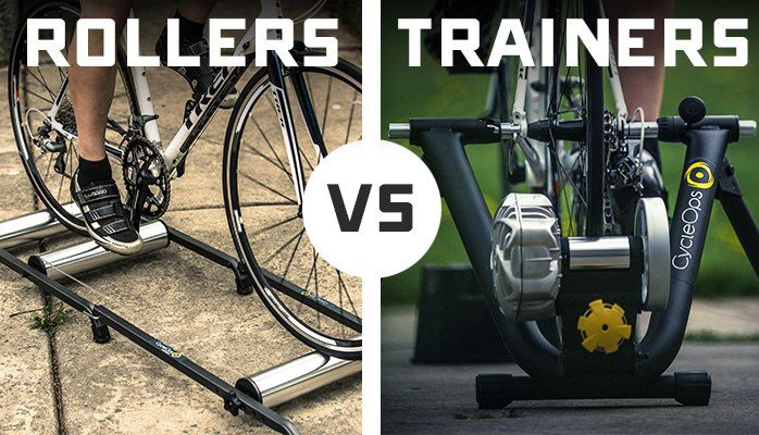 Rollers Vs Trainer Which Should You Choose Roller Trainers