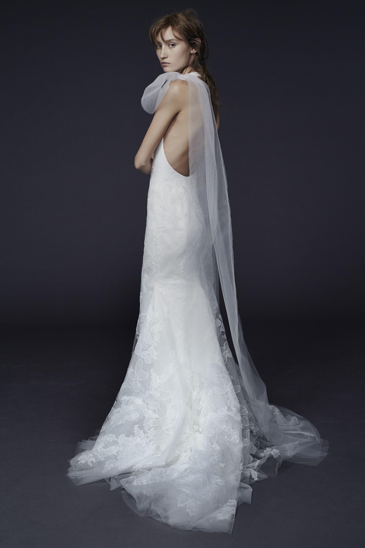 Favorites From Bridal Week Fall 2015 Vera Wang Bridal Vera Wang Wedding Dress 2015 Fall 2015 Wedding Dresses