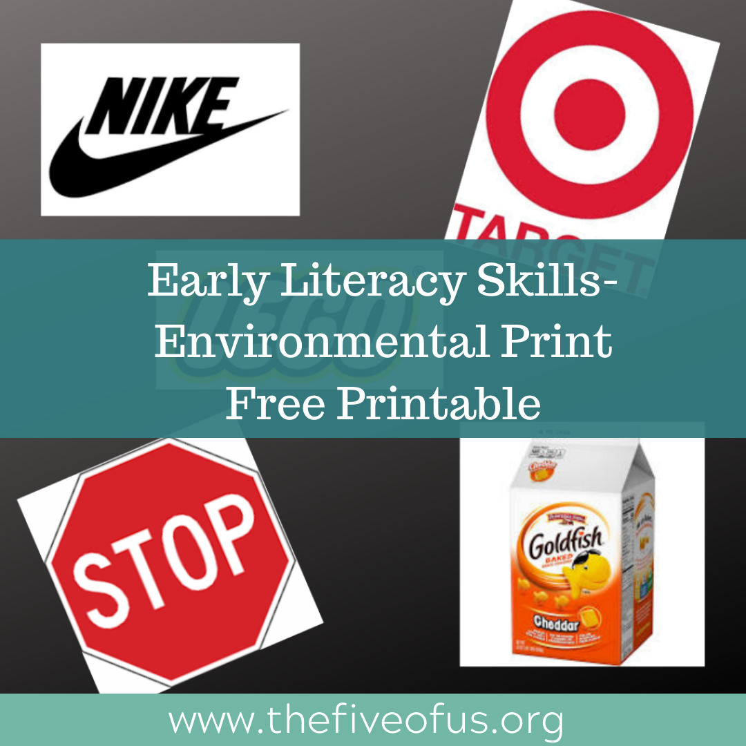 Early Literacy Skills In