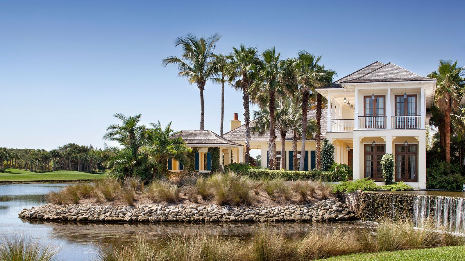 Luxury Residential Golf Real Estate Windsor Vero Beach Florida Vero Beach Waterfront Property Vero Beach Florida