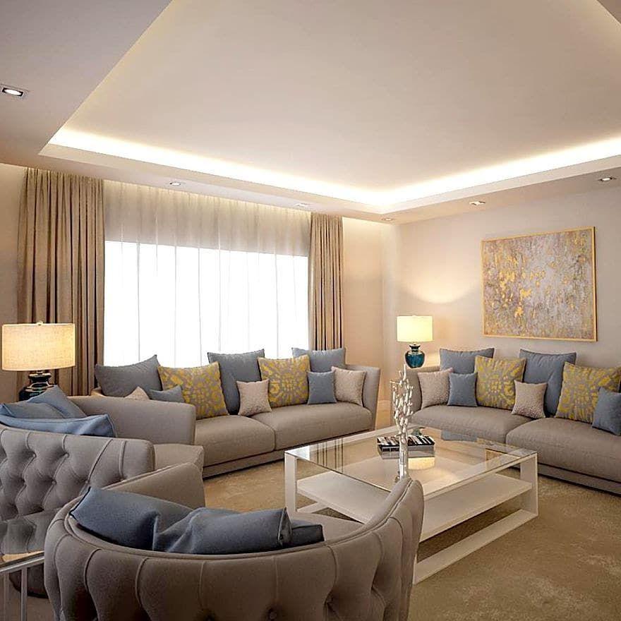 الرائدون في مجال الاثاث أحدث الموديلات وأرقى التصميمات وبأسعار مناسبة للجميع تفصيل حسب Living Room Decor Cozy Dressing Room Decor House Interior Decor