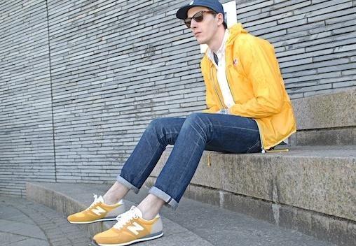 「運動鞋」混搭13種基本單品,型男穿搭功力大躍進! | manfashion這樣變型男-最平易近人的男性時尚網站