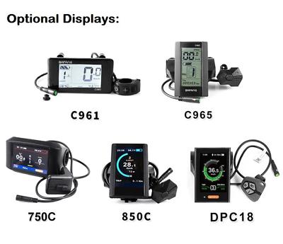 Sponsored(eBay) Bafang colorfu LCD Panel Display for Mid-drive Motor Kits Electric Bicycle Ebike #lcdpanels