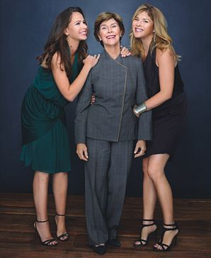Laura Bush, Barbara Bush, Jenna Bush Hager: The Generations Award 43rd #President of the United States 50th #FirstLady Laura and Children.