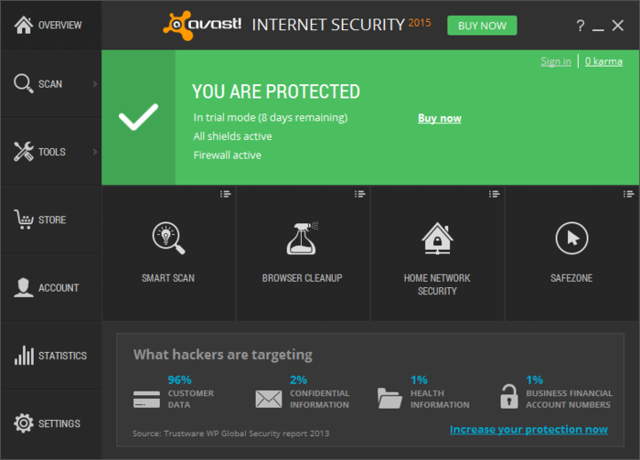free download avast internet security for windows 7
