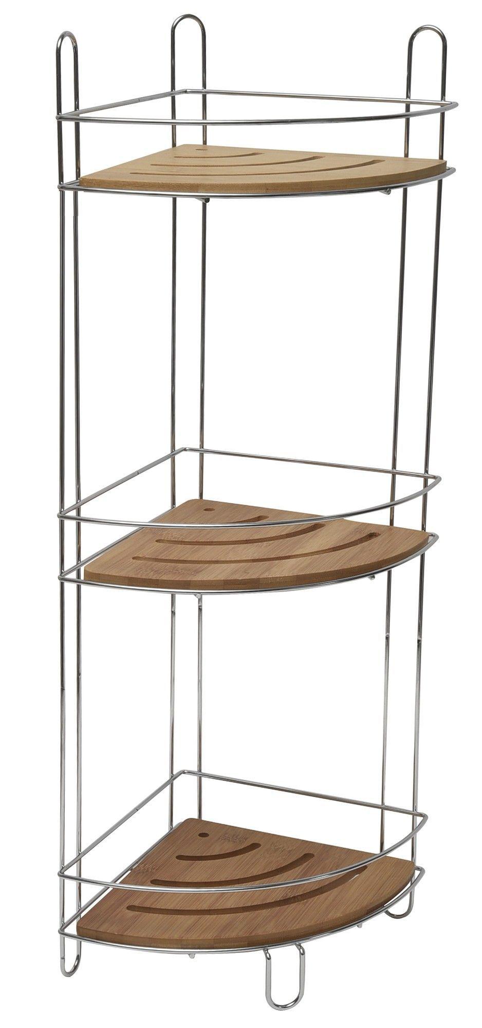 Le Bain Shower Caddy | Standing shower, Shower corner shelf and Corner