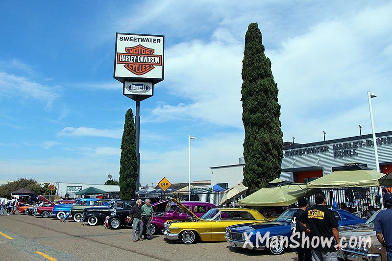 Viejitos Car Club | Viejitos San Diego Car Show._0482 | X-Man Show