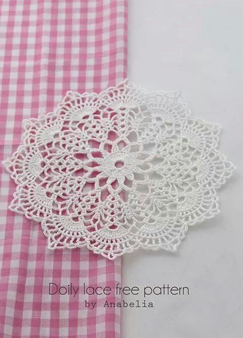 http://anabeliahandmade.blogspot.com.es/?m=1   Thread Crochet ...
