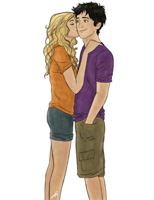 Percy And Annabeth Percy Jackson Art Percy And Annabeth Percy Jackson Fan Art