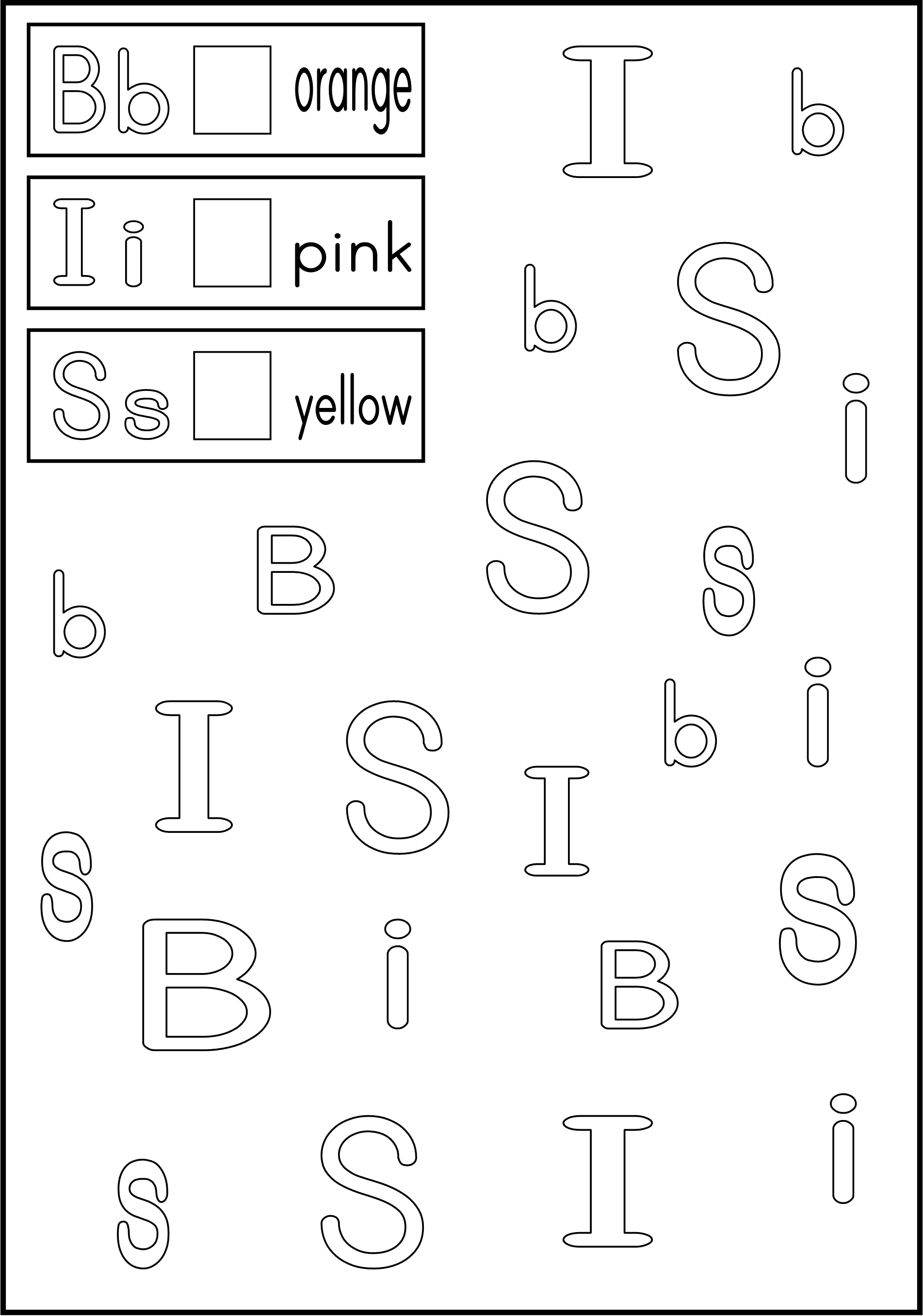 alphabet worksheets school alphabet worksheets kindergarten literacy. Black Bedroom Furniture Sets. Home Design Ideas