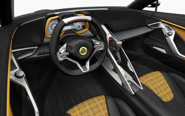 2016 Lotus Esprit Interior Lotus Lotus Elise Lotus