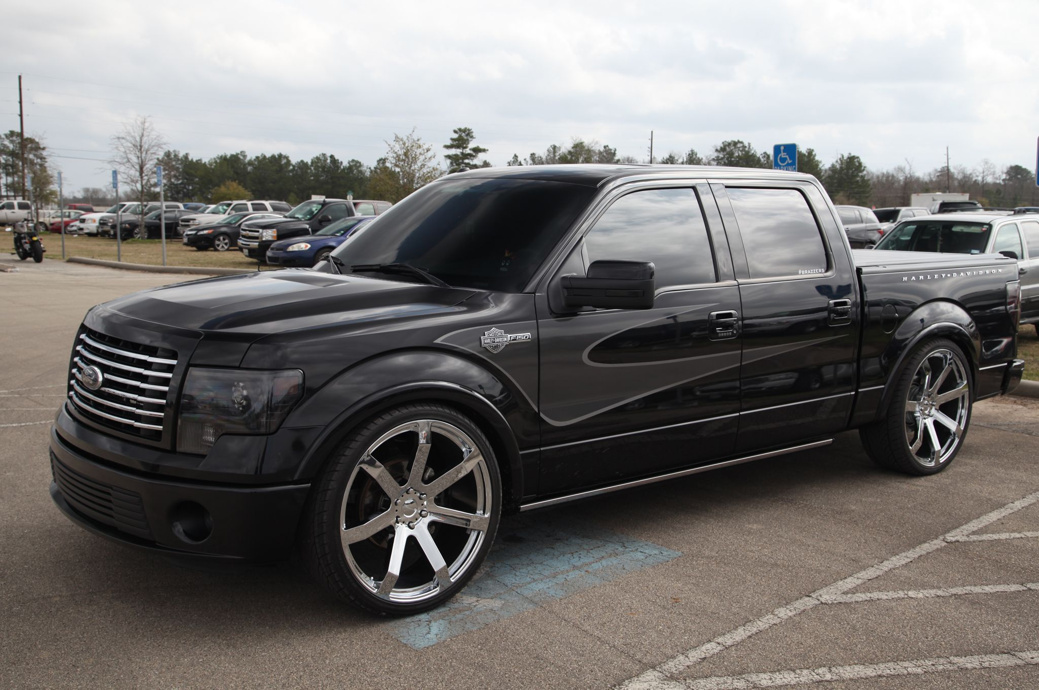 2014 lonestar throwdown harley davidson ford f 150