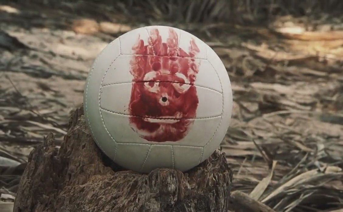 tom hanks reunites with wilson from castaway