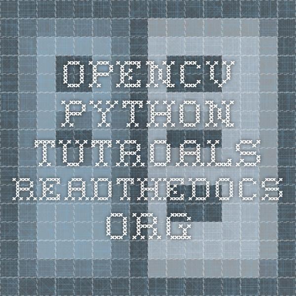 Fourier Transformation Opencv Python