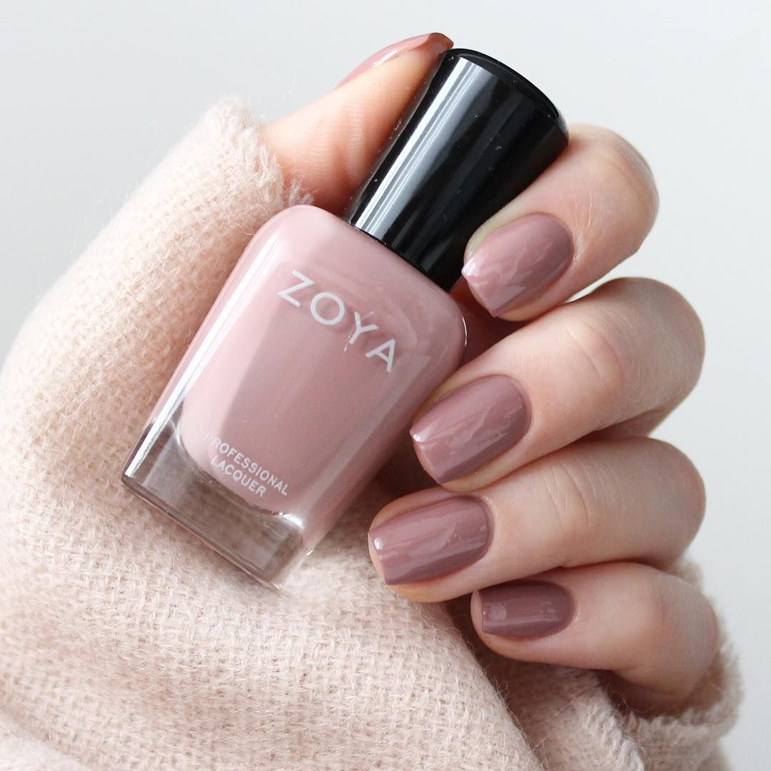 Zoya Jill | Everyday Zoya | Zoya nail polish, Fall nail