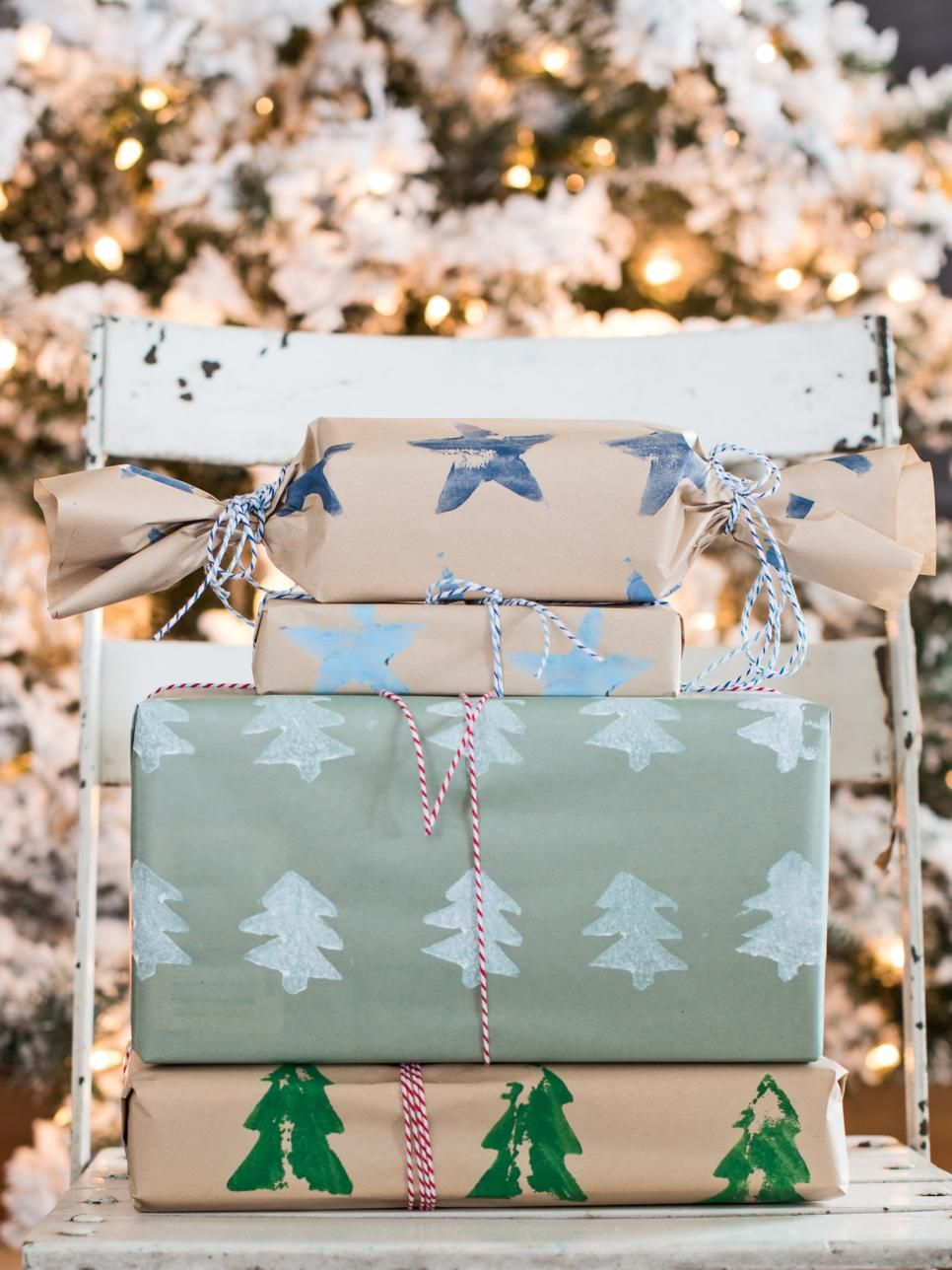 50 Christmas Gift Wrapping Ideas | Pinterest | Clever, Christmas ...