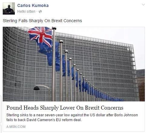 https://www.facebook.com/carlos.kumoka/posts/1015825275145280
