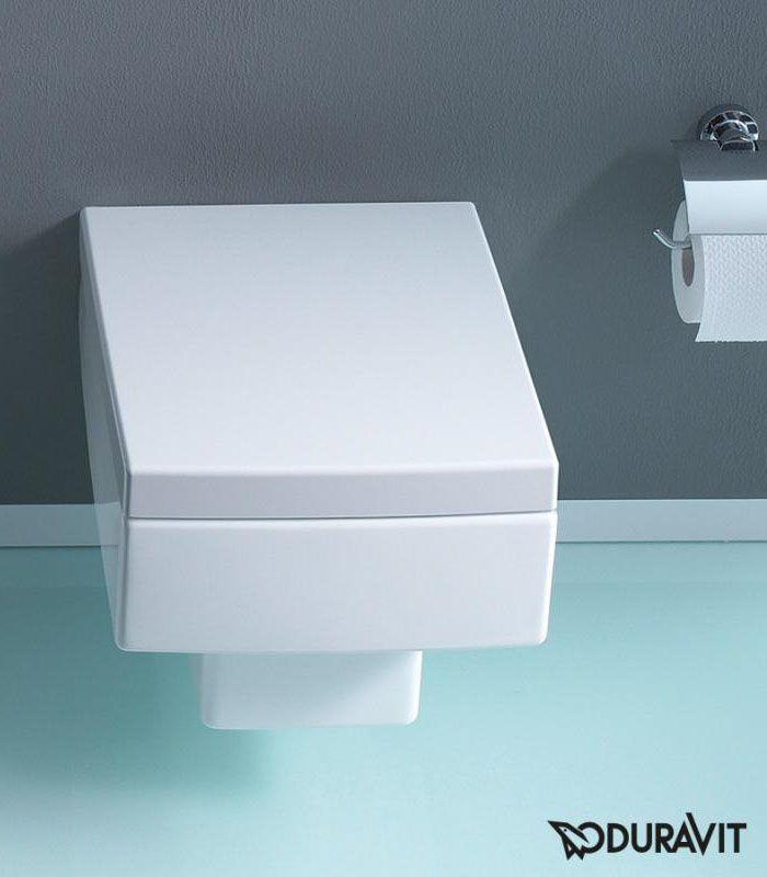 Duravit Vero Wand Tiefspul Wc Weiss Mit Wondergliss 22170900641 Duravit Moderne Toilette Wand