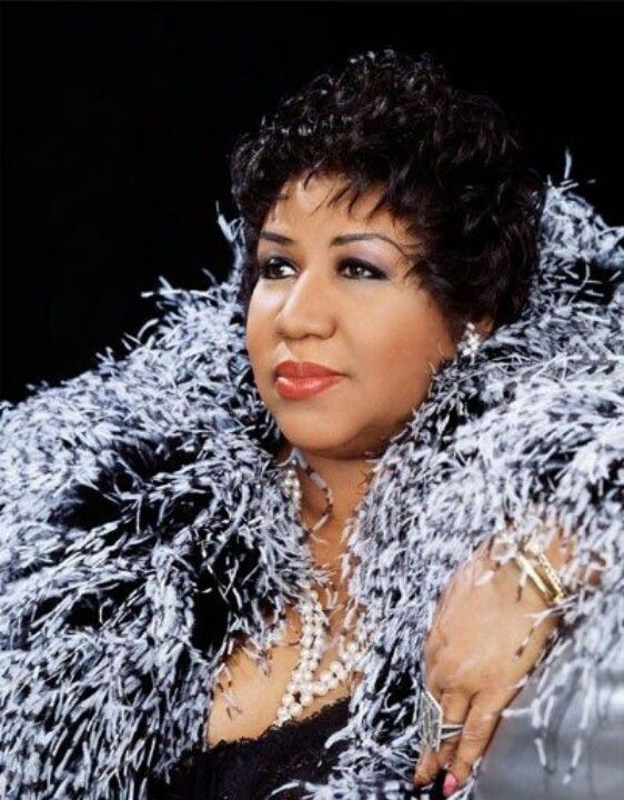 Queen of Soul, Ms. Aretha Franklin