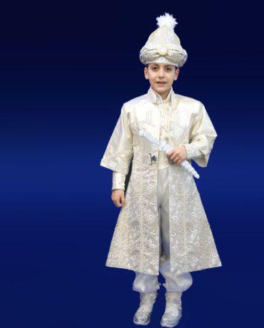 Sünnet-kıyafeti-Şehzade-Altın-Kumu