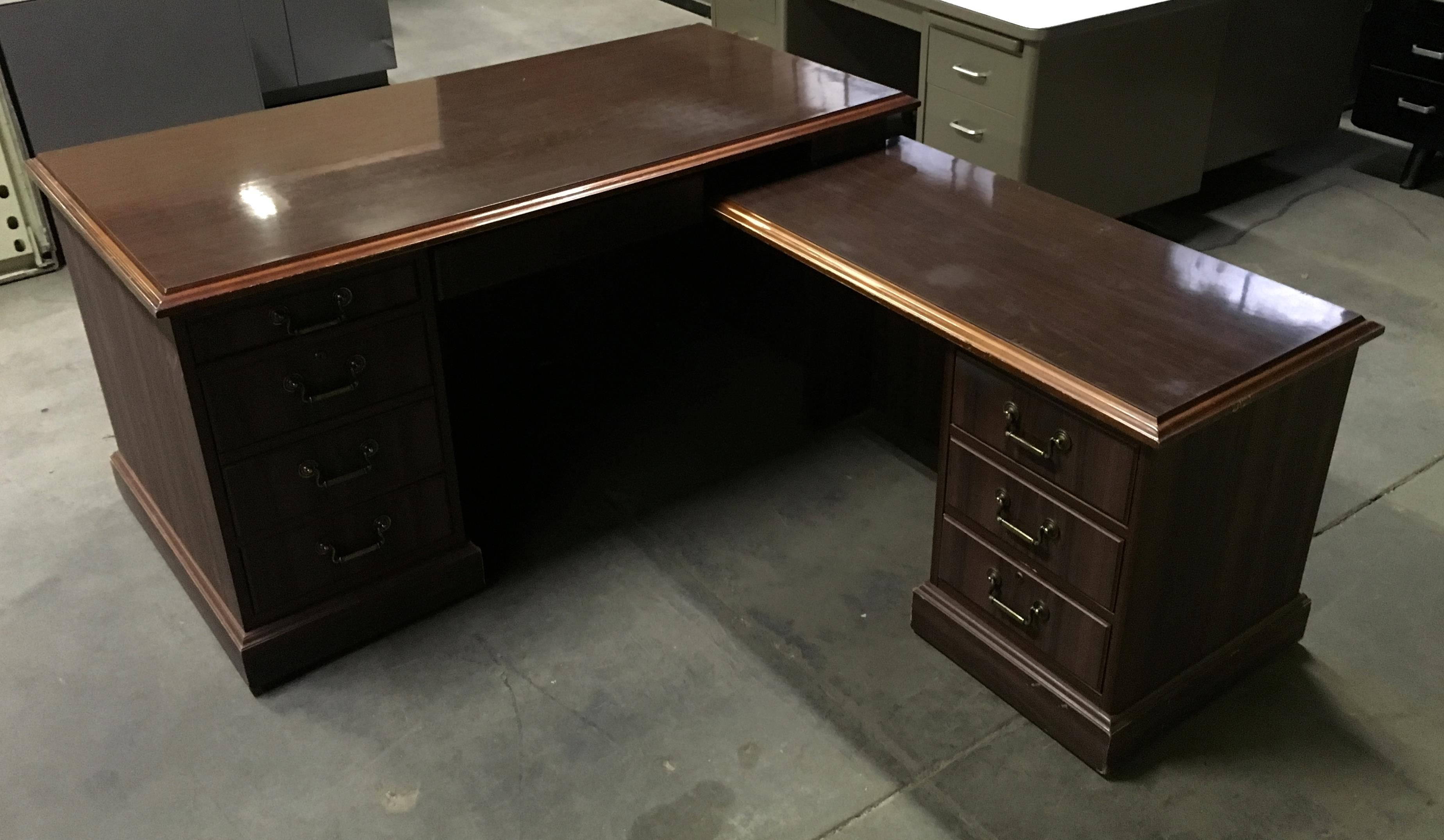 Small Wood L Shaped Desk 259 Http Www Ebay Com Itm 111855319330 Sspagename Strk Meselx It Trksid P3984 M155 Office Furniture Sale L Shaped Desk Furniture