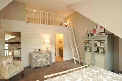 Best Space Open Above Closets In Kids Room For A Loft Play Area 400 x 300