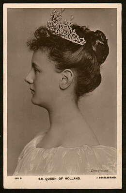 .Queen Wilhelmina