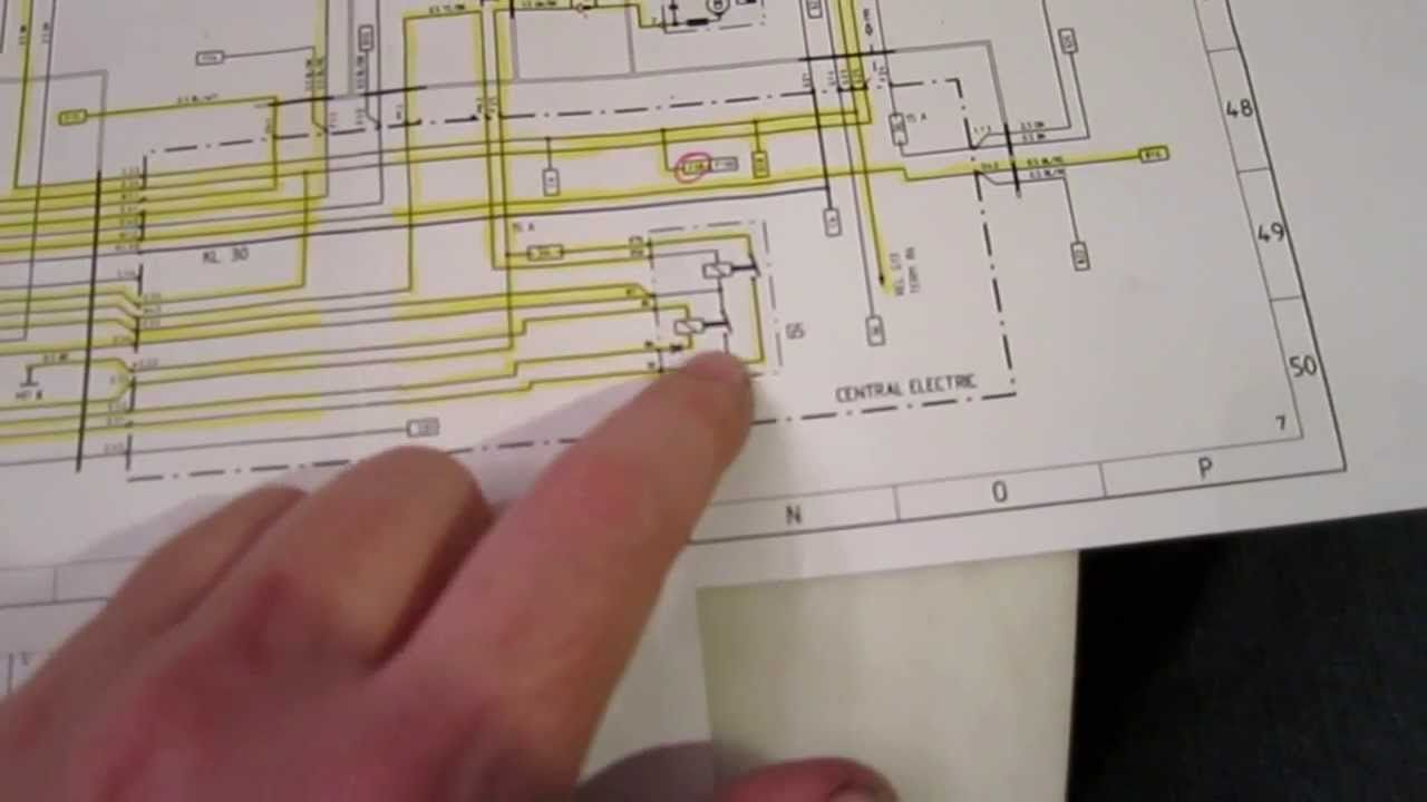 How To Read An Automotive Wiring Diagram Porsche 944 Porsche