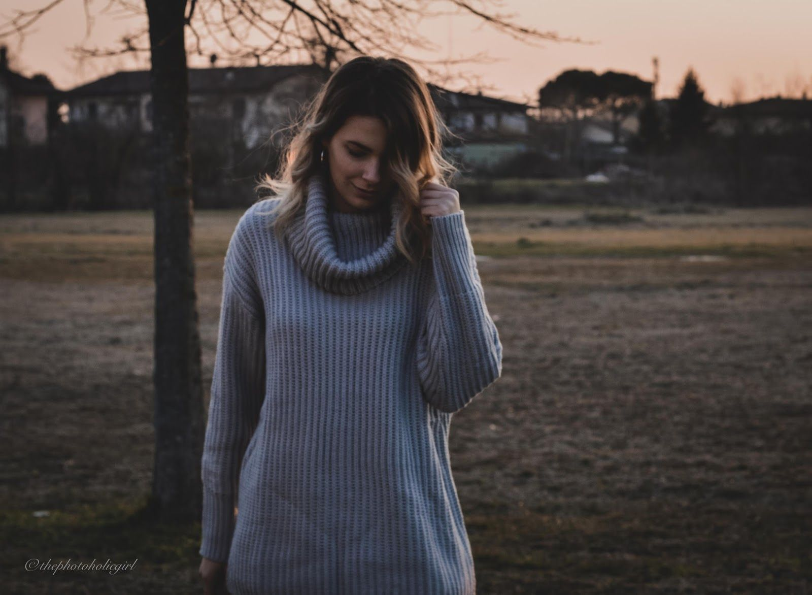 The Photoholic Girl - Personal #Blog: Outfit: come indossare un #maglione #oversize