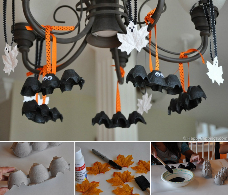 the sweetest baby print ornaments eierkarton recycling. Black Bedroom Furniture Sets. Home Design Ideas