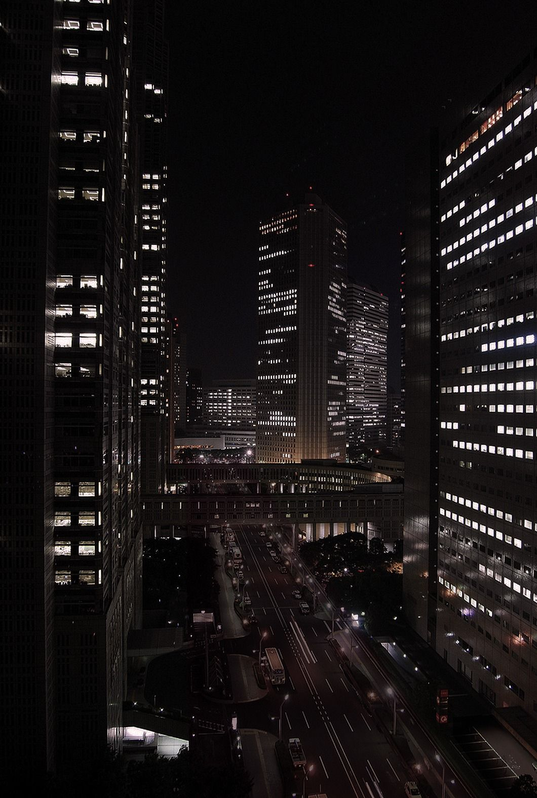 Shinjuku @ Night