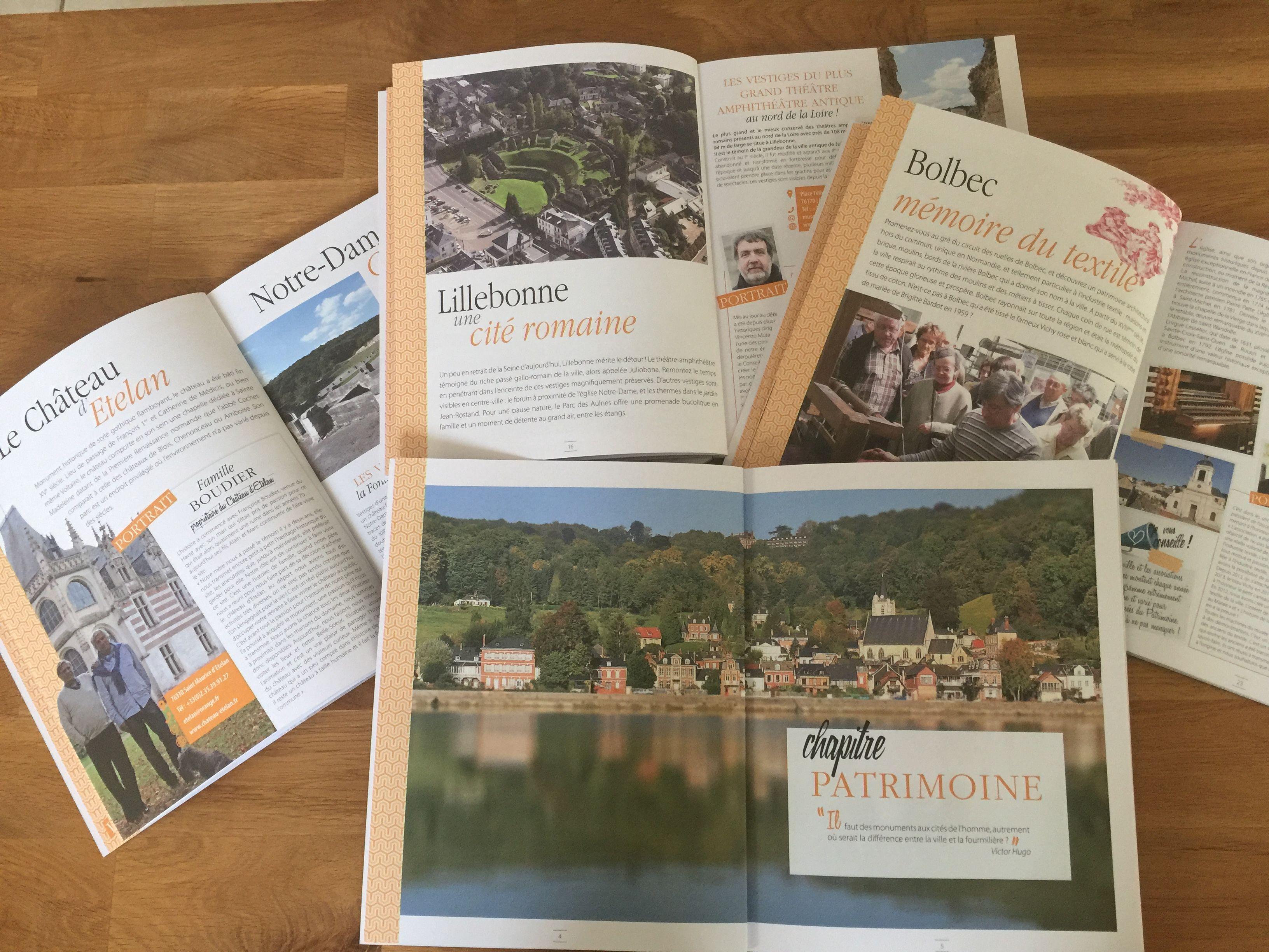 Le Nouveau Magazine De Loffice De Tourisme Du Pays De Caux Vallée