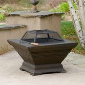 Found it at Wayfair - Raymond Copper Finish Fire Pit