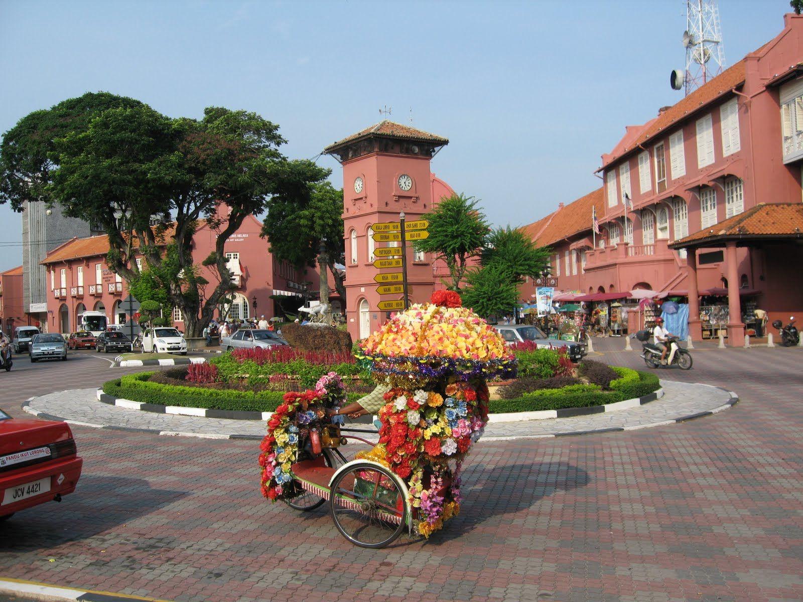 Tempat Menarik Di Malaysia Street View Scenes Travel