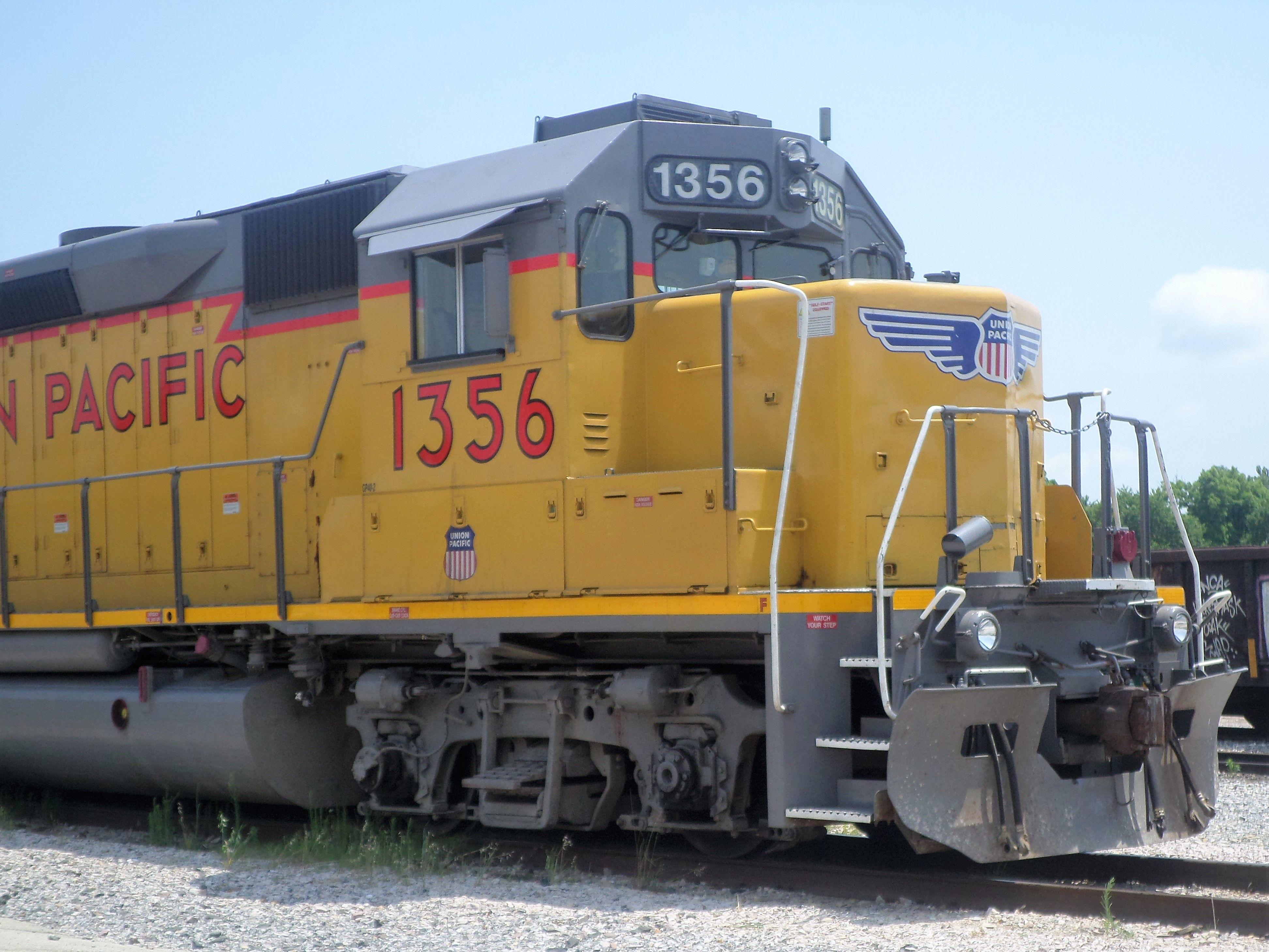 Smithville Railway Sidings, May 2016 Interesting