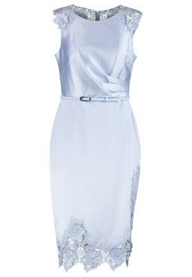JAKKI DUCHESS  - Cocktailkleid / festliches Kleid - pale blue
