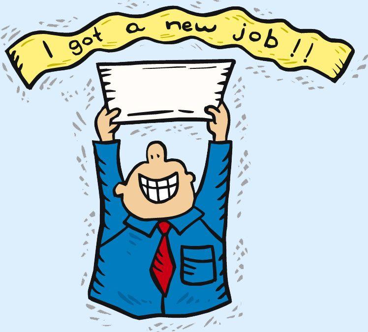 I Got A New Job Now What Job Posting New Job Quitting Job