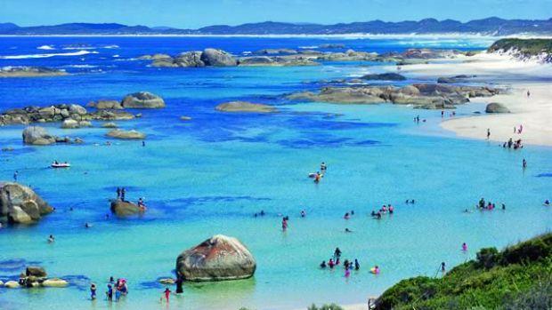 Greens Pool Near Denmark Western Australia Top 10 Beaches Western Australia Travel Australian Travel