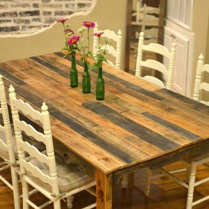 Harvest Kitchen Table Harvest wood kitchen table httptvhssfo pinterest pallets harvest wood kitchen table workwithnaturefo