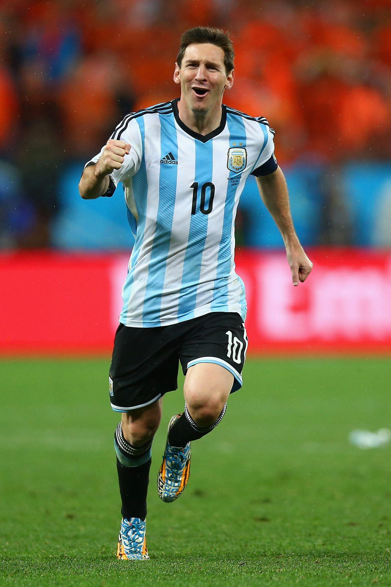 Argentina Vs Netherlands July 9 2014 Wc2014 Worldcup Worldcup2014 Messi Team Lionel Messi Messi Argentina