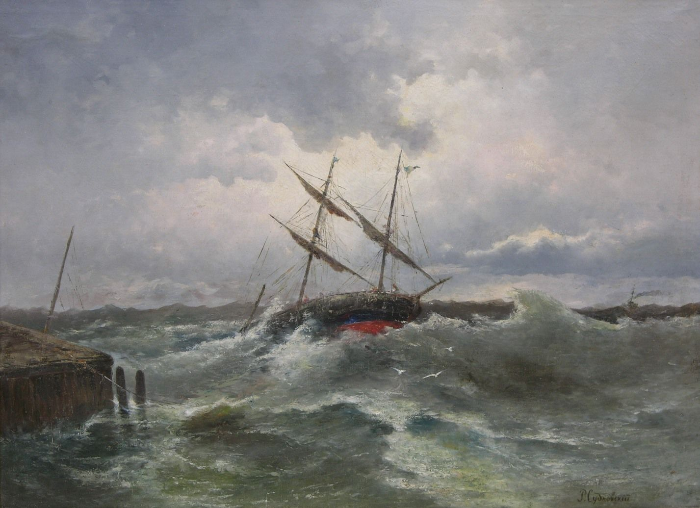 Rufin gavrilovich sudkovsky russian 18501885