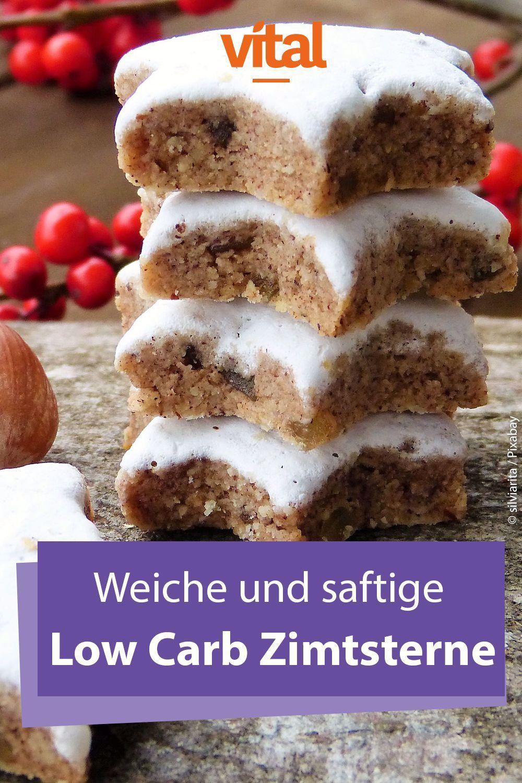 Ihr versucht euch auch zu Weihnachten an einer kalorien- und kohlenhydratarmen Ernährung? Die Zimtst...