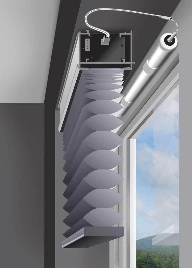 Get Power To Your Motorized Window Treatments Using A