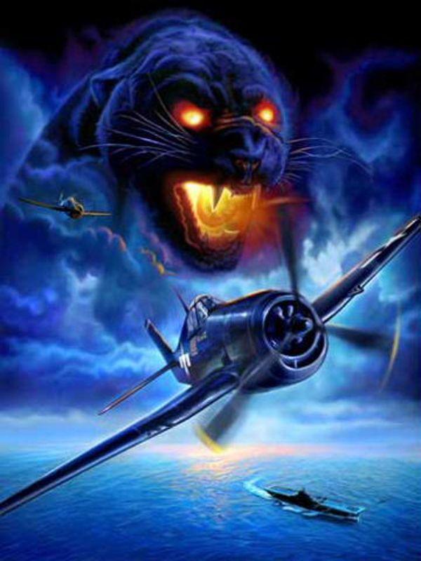 F6F Hellcat | Classic Military | Pinterest | Avión, Arte militar y ...