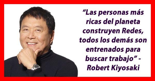 Robert Kiyosaki Jpg 600 315 Robert Kiyosaki Frases Motivacion Trabajo Motivacion