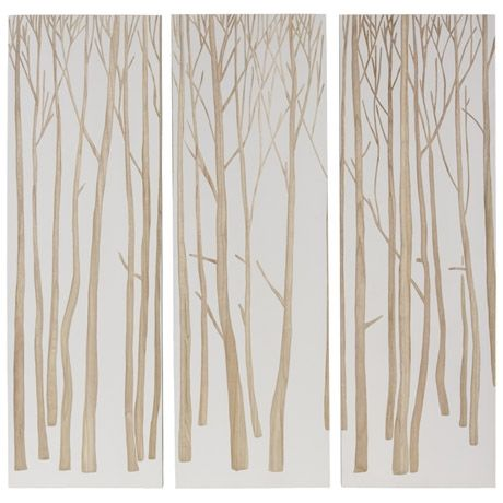 forest wall art set of 3 was 499 now