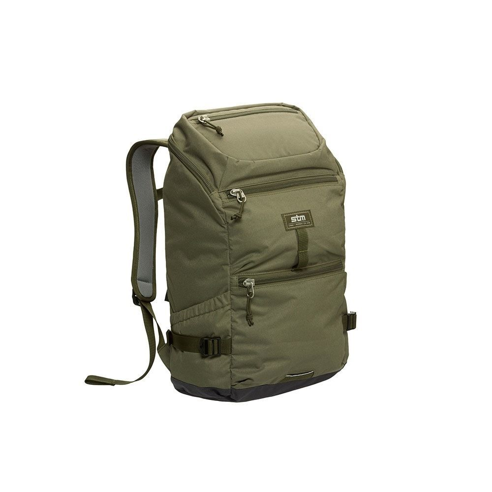 f833f69a0f STM Drifter Medium Laptop Backpack - Olive  STMbag